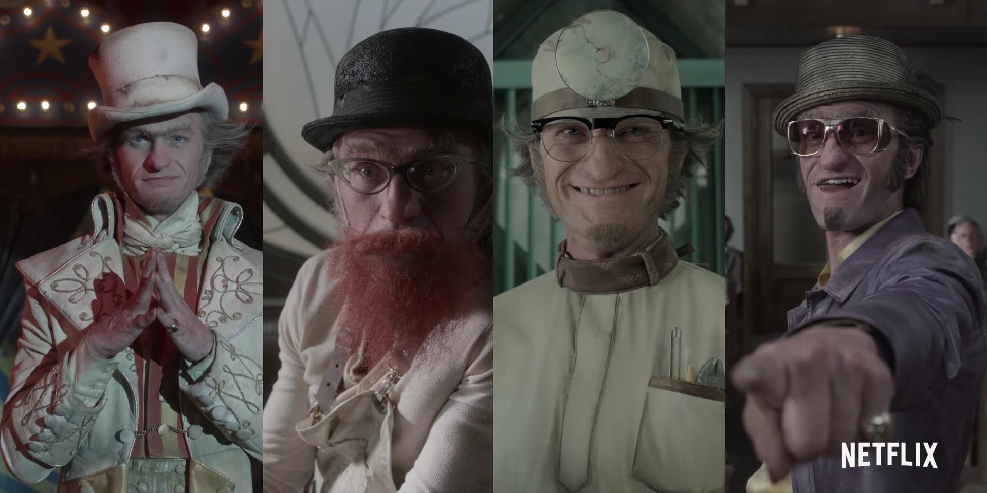 A Series of Unfortunate Events Season 2 Trailer The Baudelaire Misfortunes Get Worse