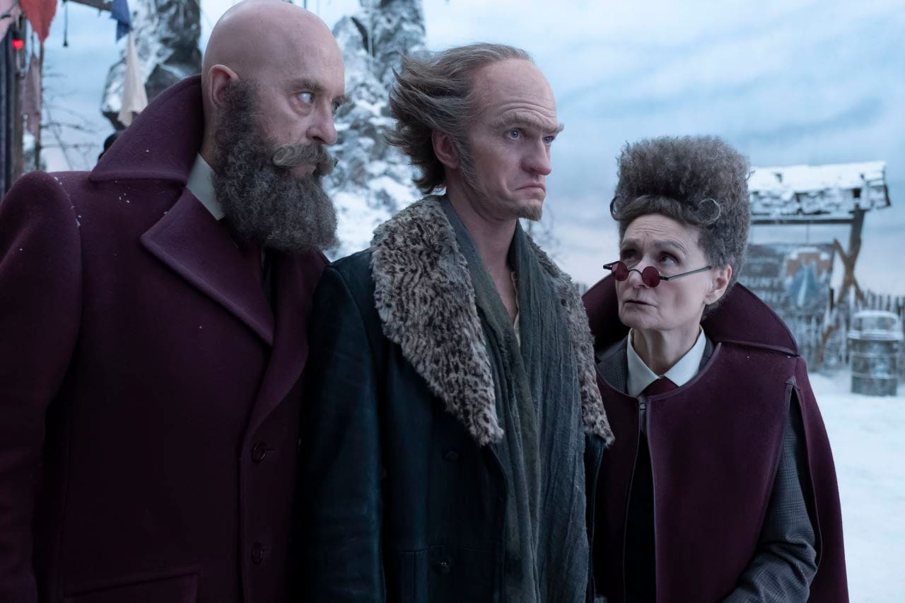 a series of unfortunate events season 3 hair beard olaf A Series of Unfortunate Events Season 3 Netflix