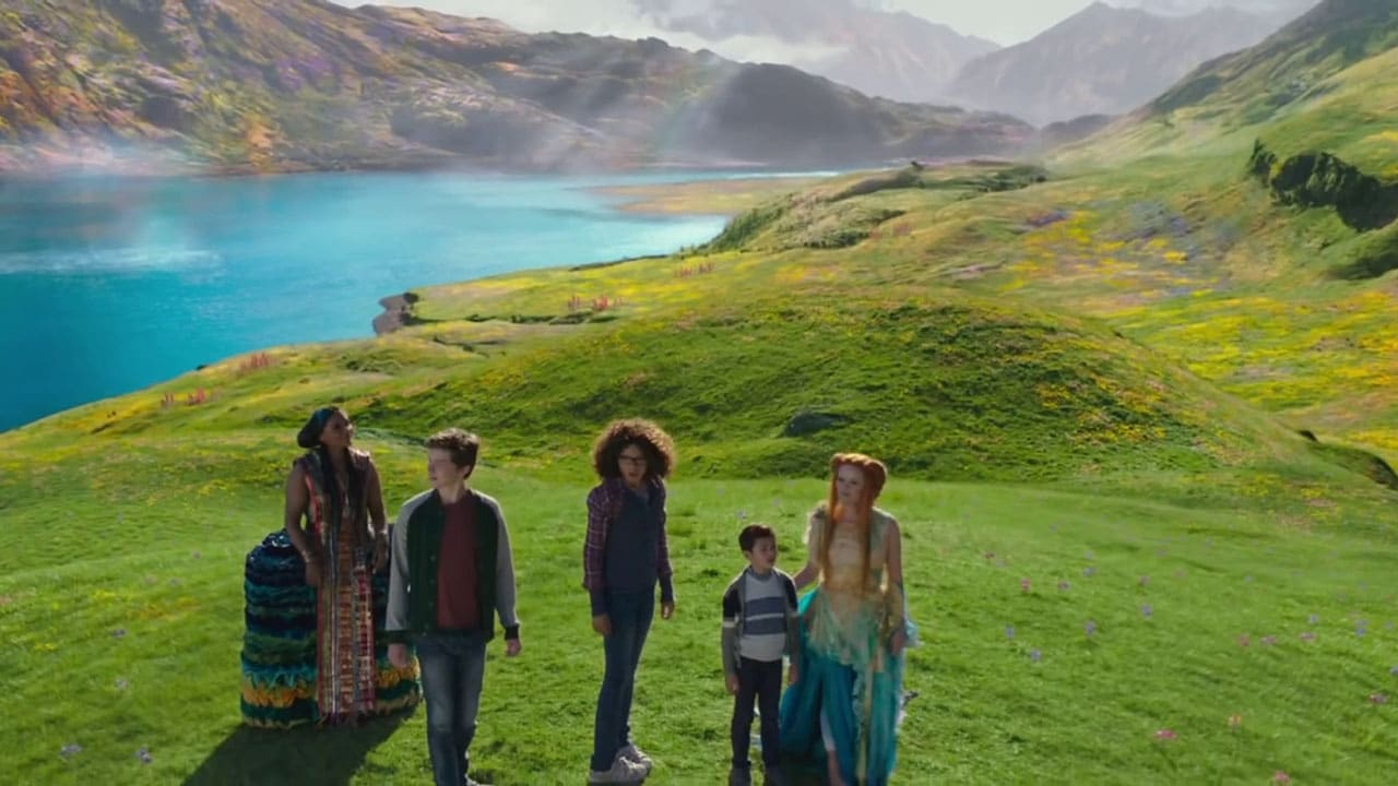 A Wrinkle in Time Trailer: Disney's Cosmic Kids Adventure Looks Beautiful