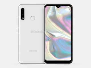 Samsung Galaxy A70e Leaked Renders Show Thick Bezels and Notch