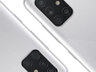 Samsung Galaxy A51 and Galaxy A71 அறிமுகம்! குறைந்த விலையில் ஃபிளாக்ஷிப் ஸ்மார்ட்போன்கள்!!
