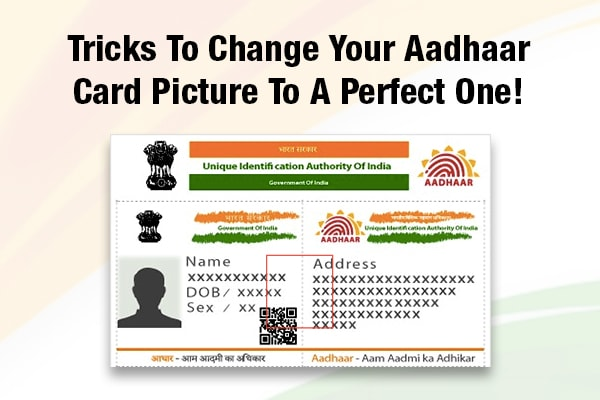 How to Change/Update Photo in Aadhar Card