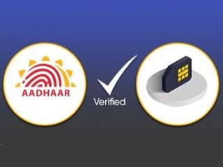 Aadhaar: Government Tables Bill to Allow Voluntary Use for New SIM Cards