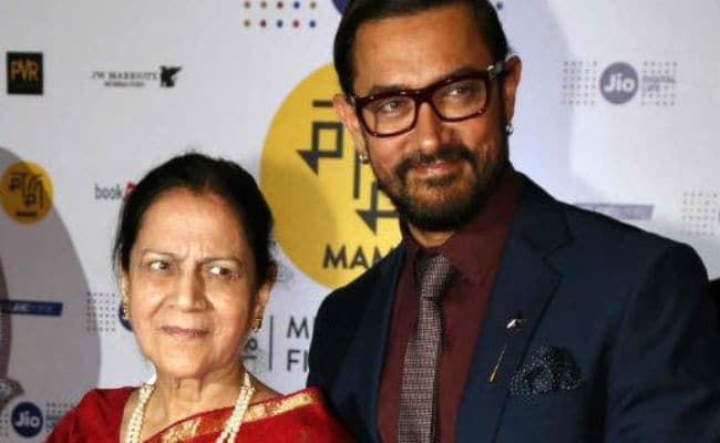 Aamir Khan's Mother's Day Post Was A Family Collage. Pic Inside