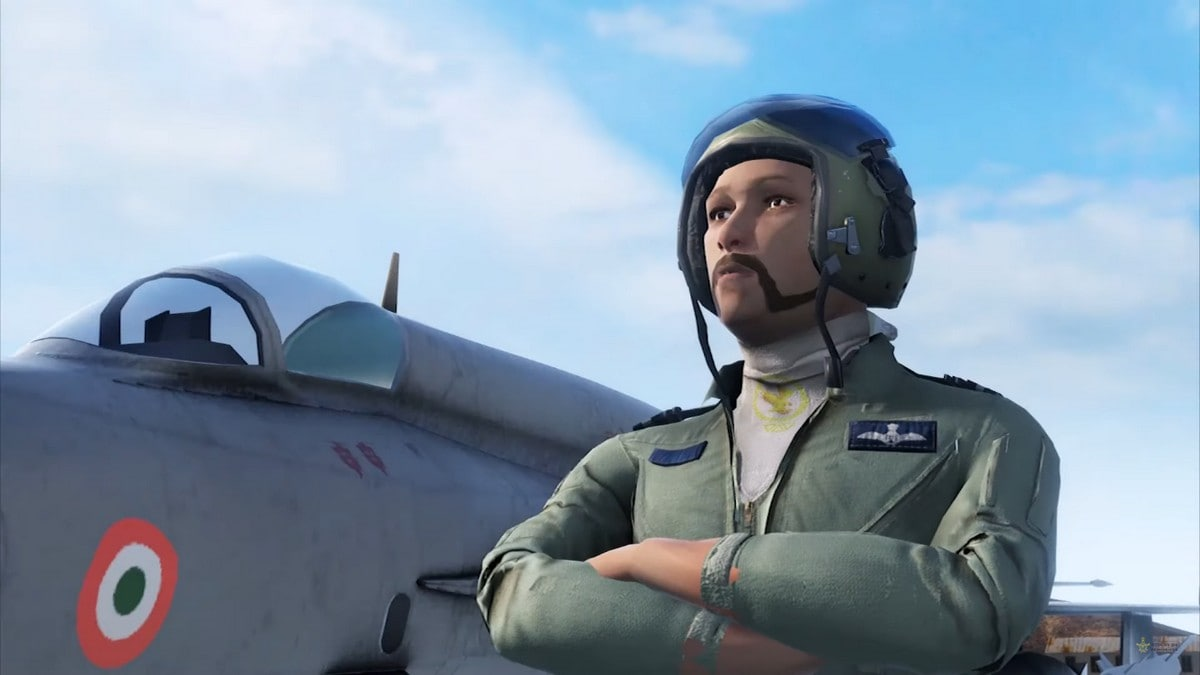 Indian Air Force Game Launched, Features Wing Commander Abhinandan's Lookalike