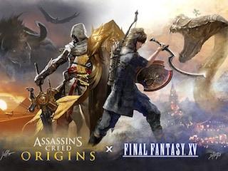 Assassin's Creed Origins, Final Fantasy XV Developers Announce Collaboration at Gamescom 2017
