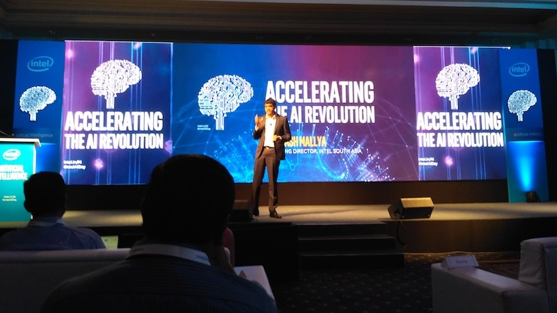 Intel's First AI Day in India Sees a Commitment to AI Research Here