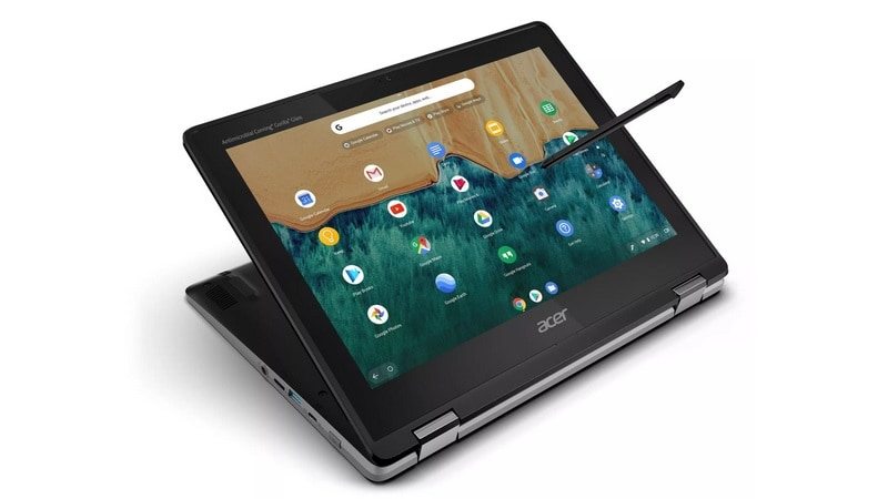 Acer Chromebook 512, Chromebook Spin 512 Launched; Rugged Acer TravelMate B114-21 Also Unveiled