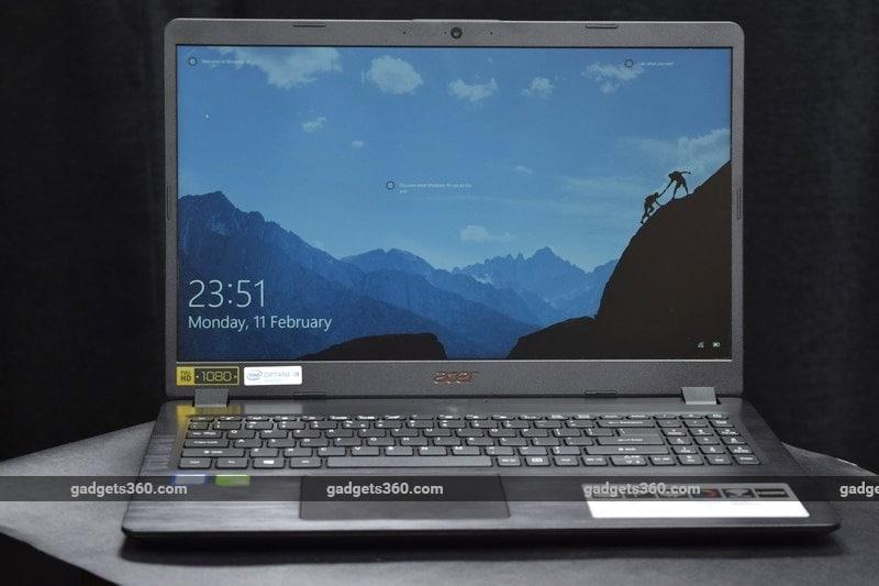 Acer Aspire 5 Slim A515-52G Review | NDTV Gadgets360 com