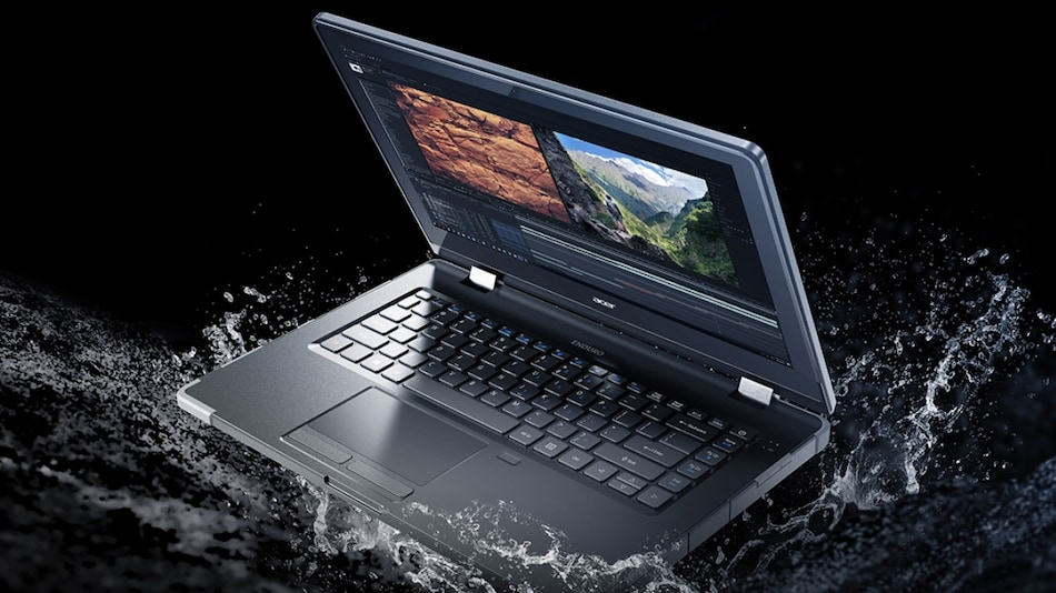 Acer Enduro N3 Rugged Laptop With IP53 Rating, 13-Hour Battery Life Launched in India