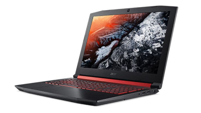 Acer Nitro 5 Gaming Laptop With Hexa-Core Intel Processor Launched
