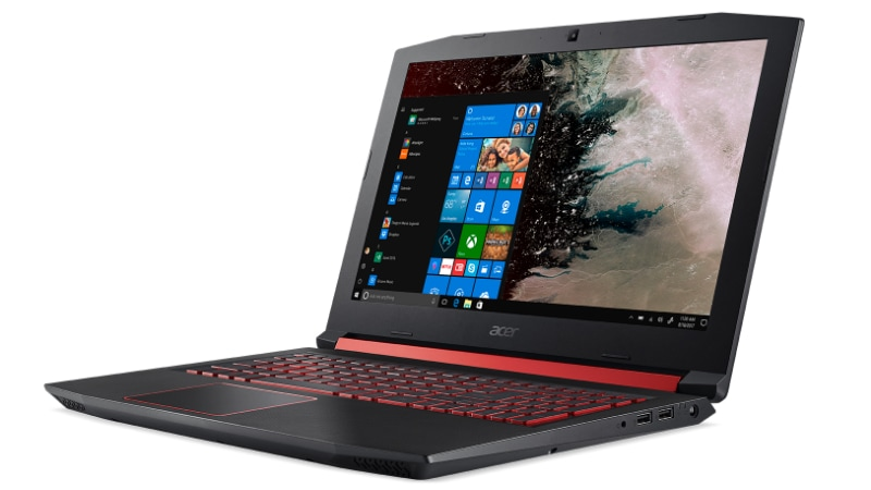 Acer Nitro 5 Gaming Laptop With Intel Core, AMD Ryzen Options Launched in India