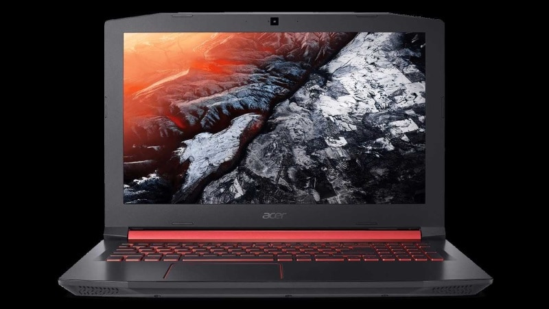 Acer Nitro 5 Gaming Laptop With 16GB RAM Launched in India: Price, Specifications