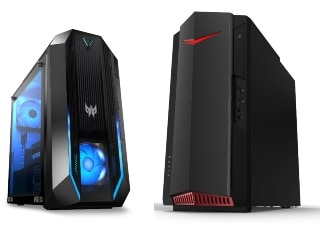 Acer Predator Orion 3000, Acer Nitro 50 Gaming Desktop PCs Refreshed; Three HDR Monitors Unveiled Alongside