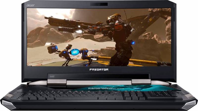 Gaming Laptop Gtx 1080 >> Acer Predator 21 X Curved Screen Gaming Laptop Launched at Rs. 6,99,999 | Technology News