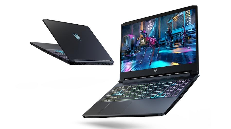 Acer Predator Triton 300, Predator Helios 300, Nitro 5 Get Updated With 11th-Gen Intel Core H-Series CPUs