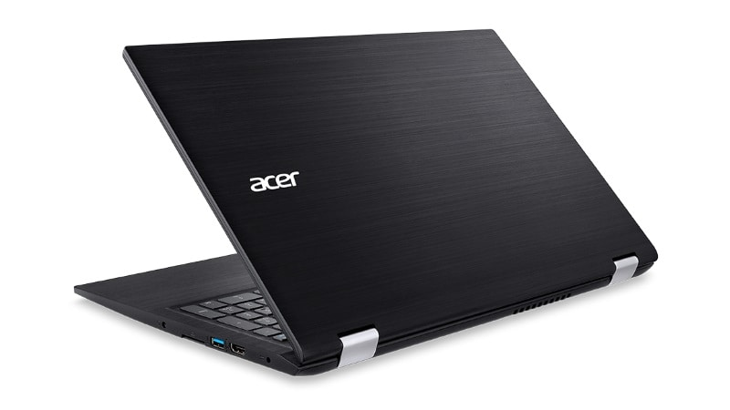 Acer Spin 3 Windows 10 Convertible Launched in India at Rs. 42,999
