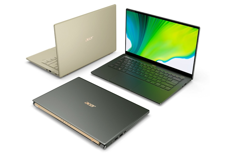 Acer Swift 5 (2020) With 'Next-Gen' Intel Core Processors Launched, ConceptD 3, ConceptD 3 Ezel Debut as Well