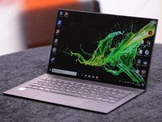 Acer Swift 7 SF714-52T Review