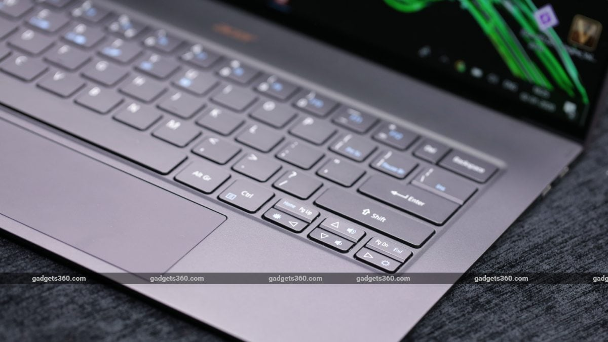 acer swift 7 keys ndtv acer
