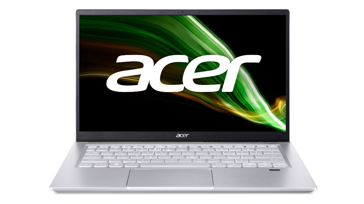 Acer Swift X Lightweight Laptop With Latest AMD Ryzen 5 CPU Launched in India