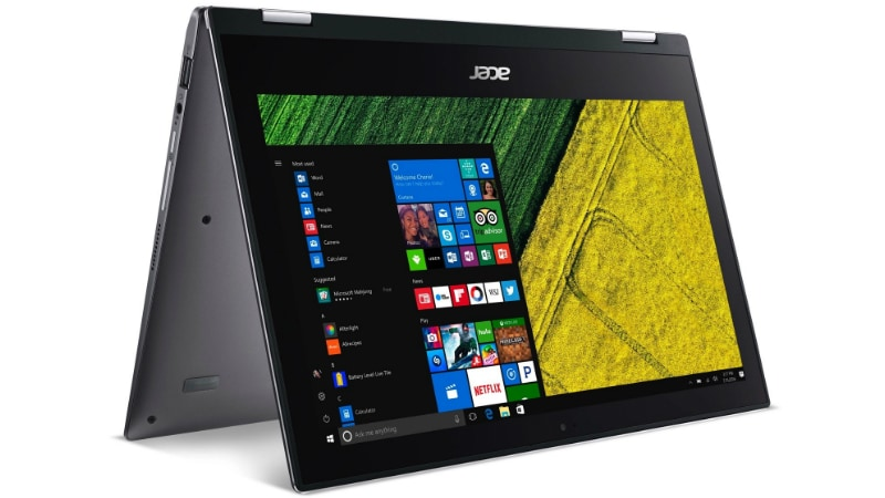 Acer crams a quantum dot display into a 10-inch tablet