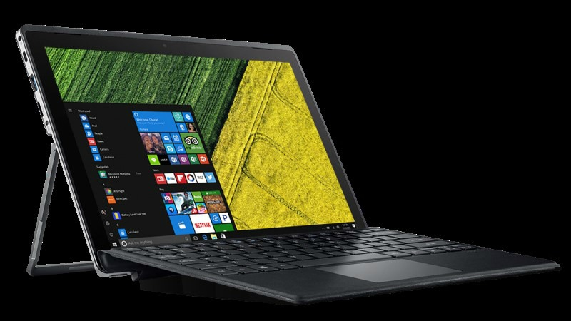Acer Switch 3, Switch 5 2-in-1 Windows 10 Laptops With Pen Support Launched