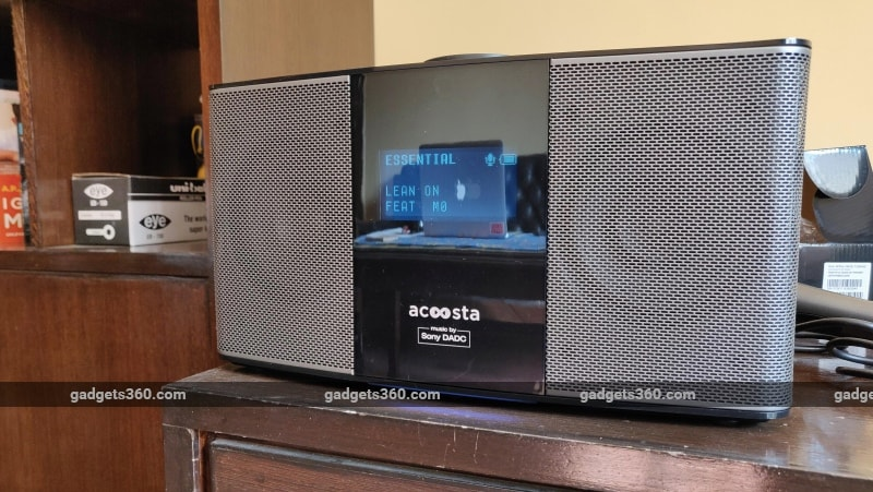 Acoosta Uno Bluetooth Speaker With Built-in Music and Karaoke Review