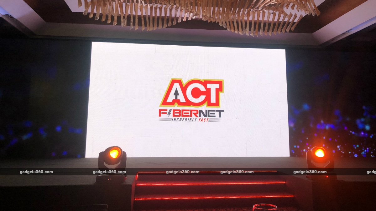 Coronavirus Impact: ACT Fibernet Offers Speed Upgrades, Unlimited FUP to Support Work From Home