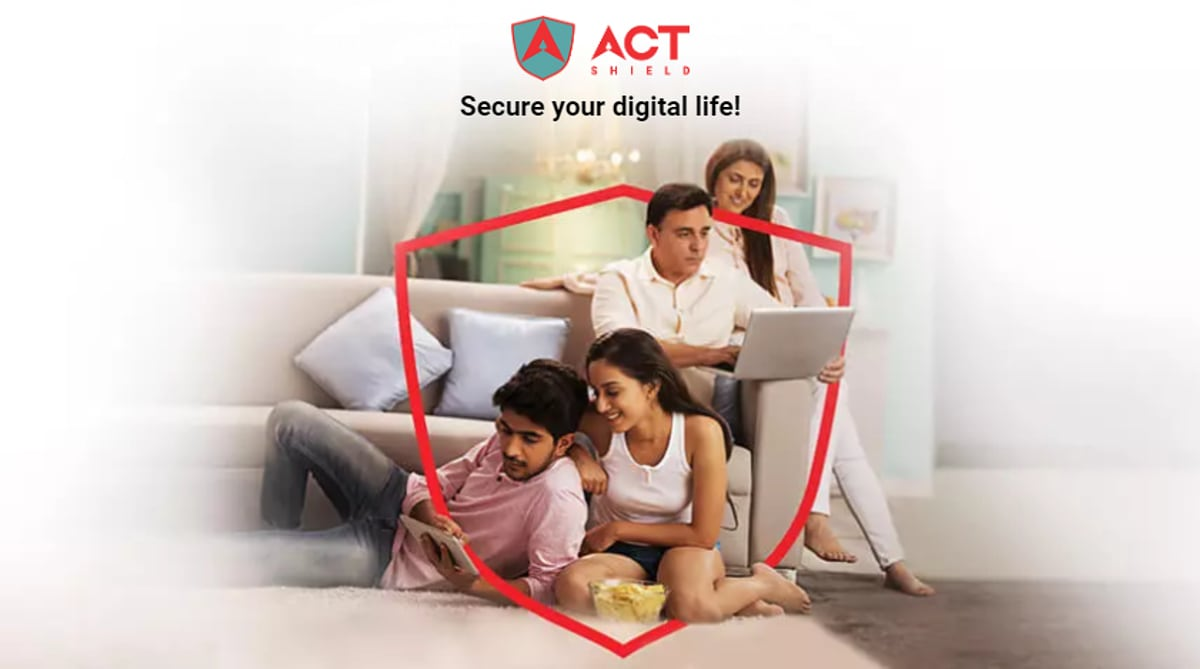 ACT Fibernet Launches ACT Shield Virus Protection App With Parental Controls, More Features