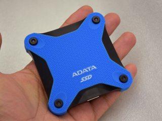 Adata SD600Q SSD Review
