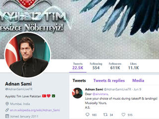 Adnan Sami's Twitter Account Hacked, Defaced in a Similar Fashion to Amitabh Bachchan's