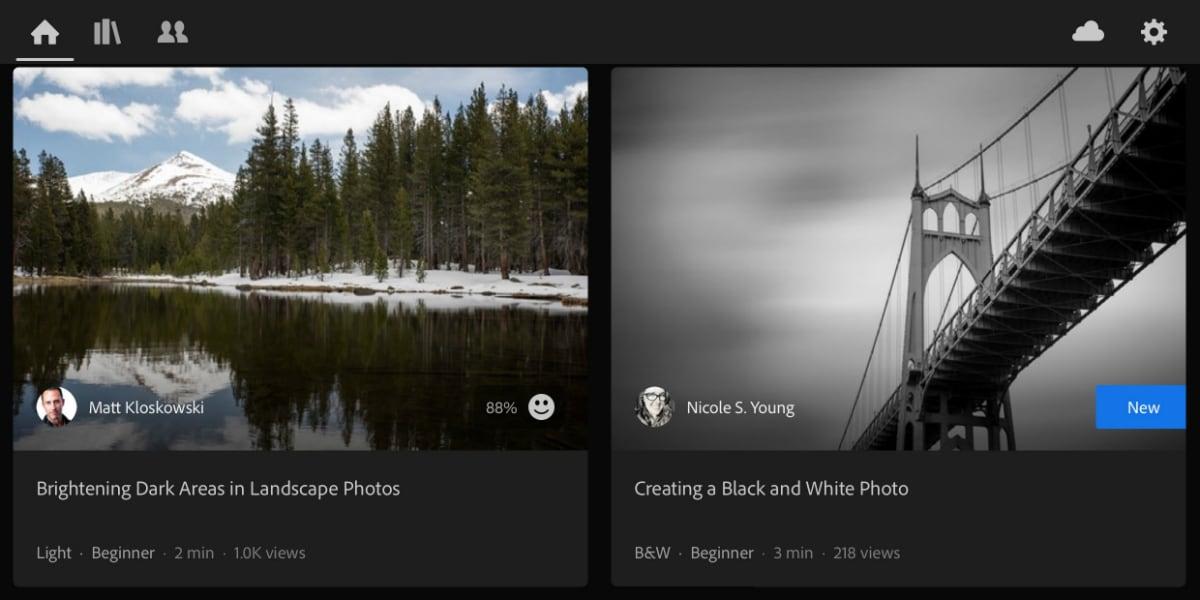 Adobe Lightroom Gets Interactive In-App Tutorials, Brings Batch