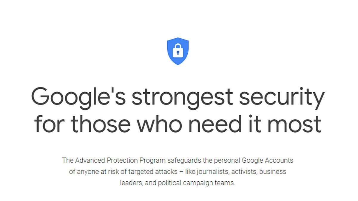 Google Will Limit Third Party App Installs, Automatically Turn on Play Protect Scanning for Advanced Protection Program Members