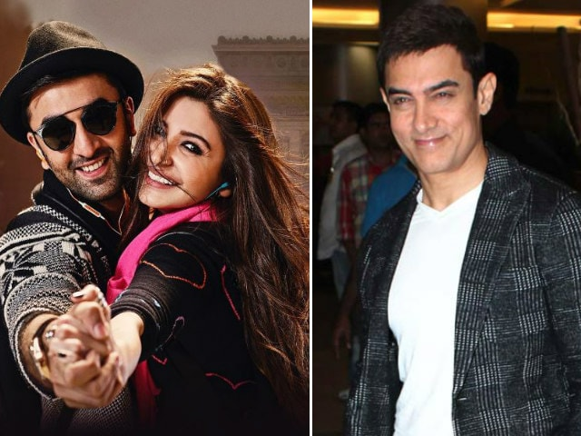 Aamir Khan's Tweet For Ae Dil Hai Mushkil Will Make Ranbir Kapoor's Day
