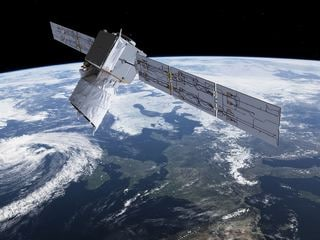 Pocket-Sized German Satellite Maker OHB Shoots for Stars