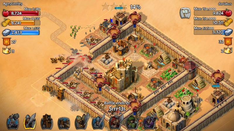 Age of Empires: Castle Siege Finally Comes to Android, 3 Years After Launch