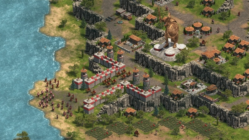 Age of Empires: Definitive Edition Promises More of the Same and That's Great
