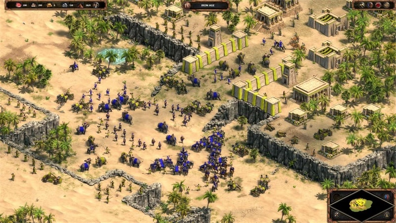 age of empires definitive edition desert Age of Empires