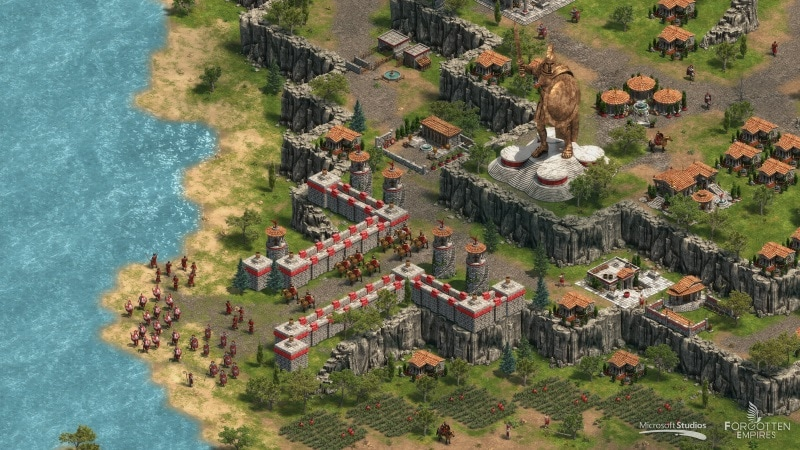 Age of Empires: Definitive Edition With 4K Support Coming This Year, Beta Signups Open