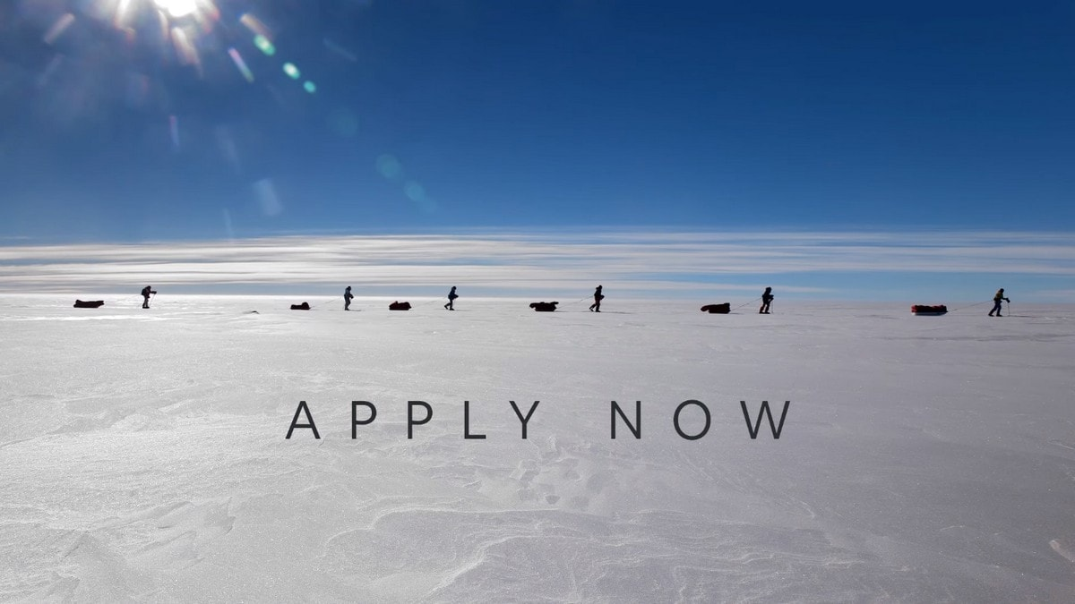 Airbnb Antarctic Sabbatical Announced, Where 5 Volunteers Will Be Chosen for Research Mission
