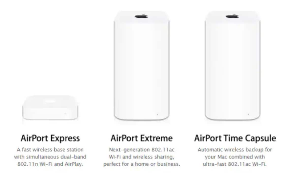 Apple AirPort Wireless Routers Get Security Firmware Update