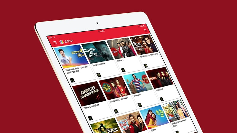 Airtel partners Hotstar for video content on TV app