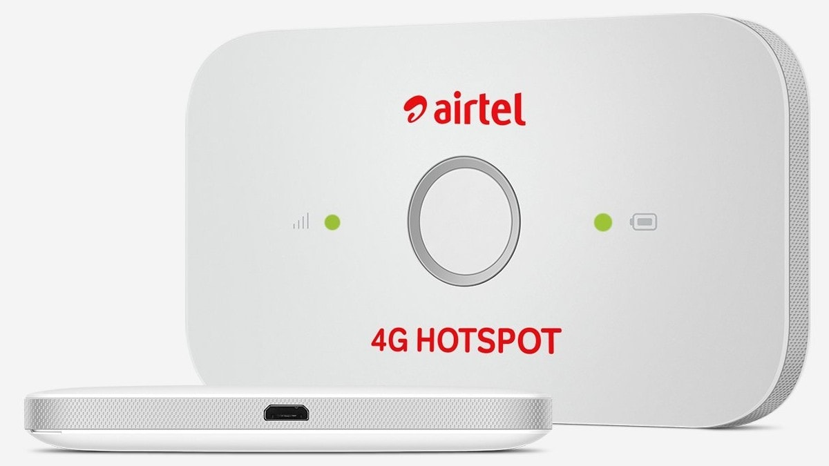 Airtel 4G Hotspot Now Available With Rs  1,000 Postpaid