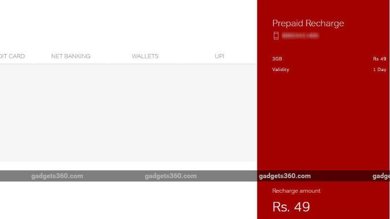 airtel 49 gadgets 360 Airtel 49  Airtel  Airtel Prepaid  Airtel Recharge Packs  Prepaid Plans  Telecom  India  Best Prepaid Plans