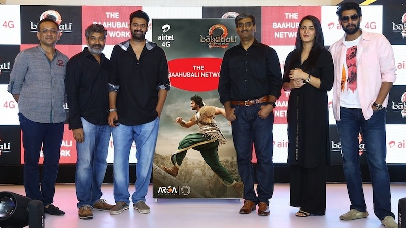 Airtel Partners With Baahubali 2 to Launch Special 4G SIMs and Data Benefits