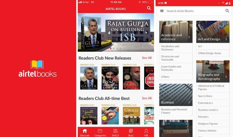 Readera App