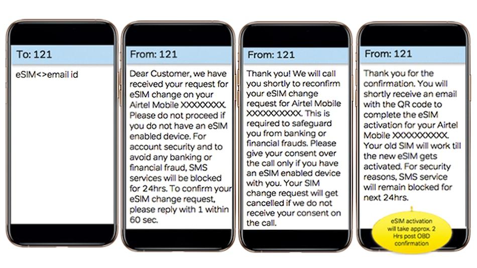 How to Activate Your Airtel eSIM