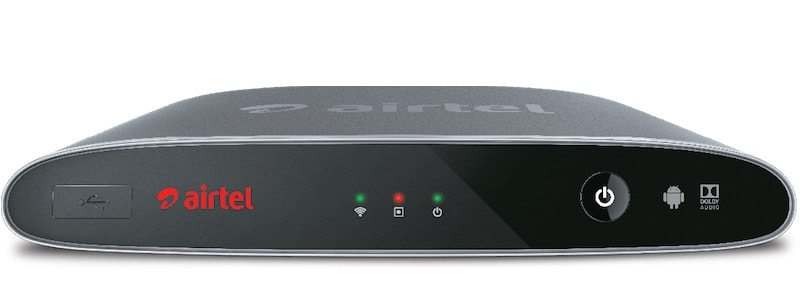 Airtel Internet TV Review