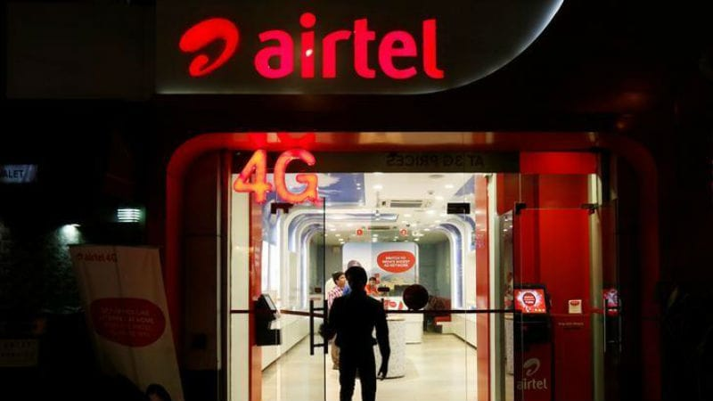 Airtel Launches Rs  449 Pack With 2GB Daily Data for 70 Days